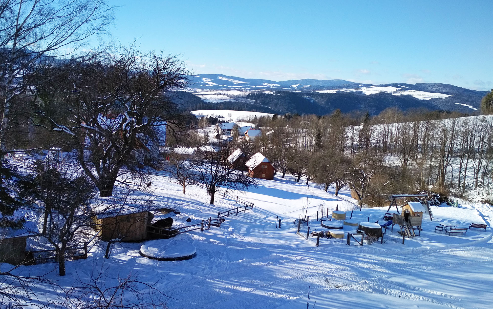 glatzl bauernhof winterurlaub