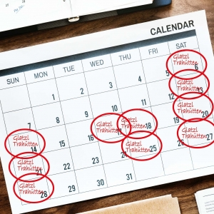 kalender glatzl trahuette